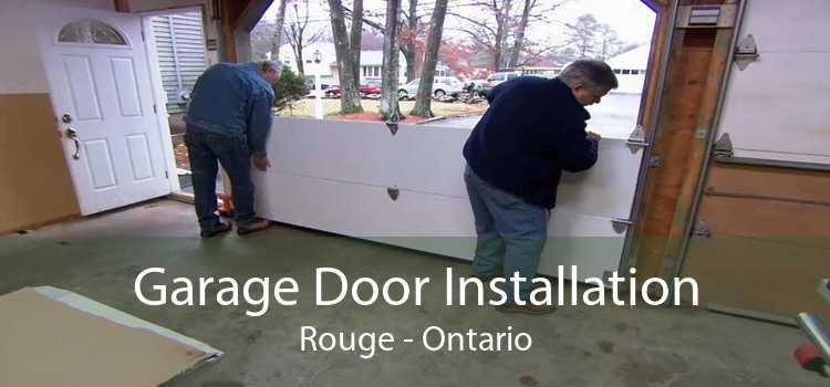 Garage Door Installation Rouge - Ontario