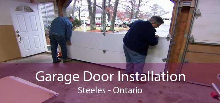 Garage Door Installation Steeles - Ontario
