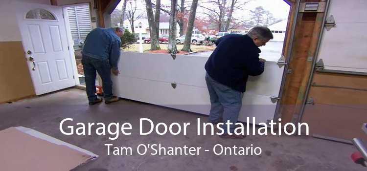Garage Door Installation Tam O'Shanter - Ontario