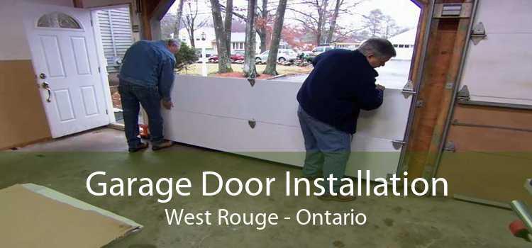Garage Door Installation West Rouge - Ontario
