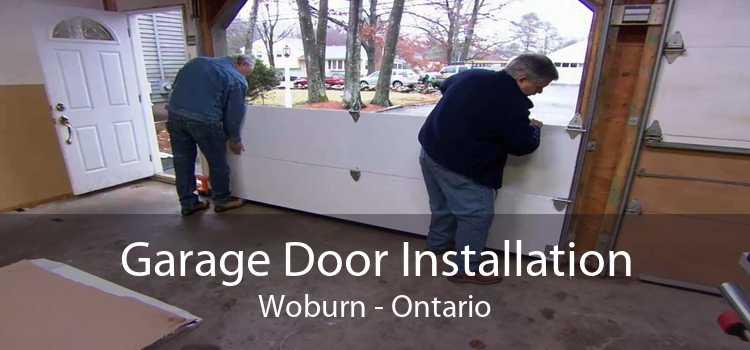 Garage Door Installation Woburn - Ontario
