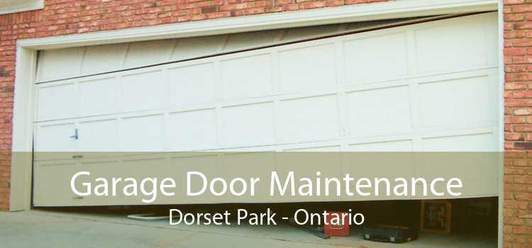Garage Door Maintenance Dorset Park - Ontario