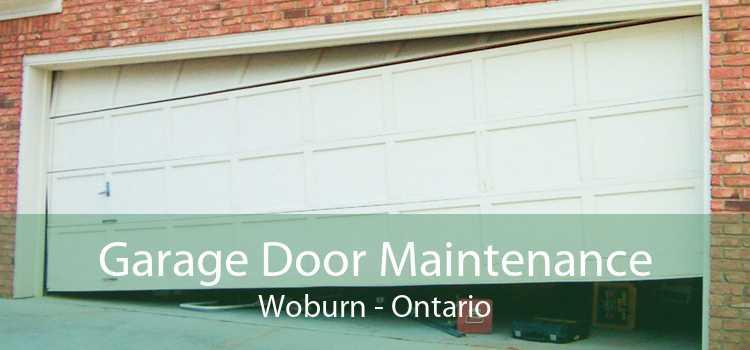 Garage Door Maintenance Woburn - Ontario