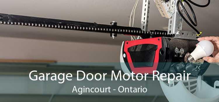Garage Door Motor Repair Agincourt - Ontario