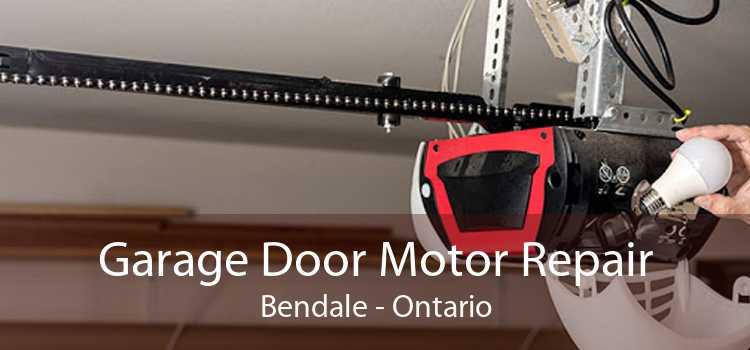 Garage Door Motor Repair Bendale - Ontario
