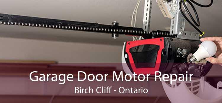 Garage Door Motor Repair Birch Cliff - Ontario