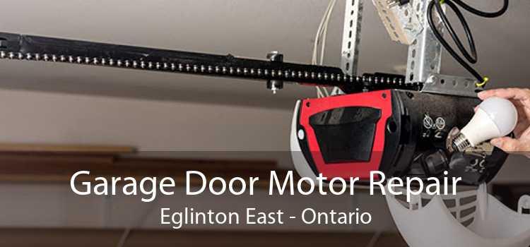 Garage Door Motor Repair Eglinton East - Ontario