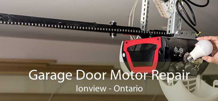 Garage Door Motor Repair Ionview - Ontario
