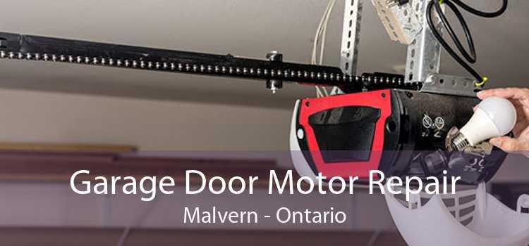 Garage Door Motor Repair Malvern - Ontario