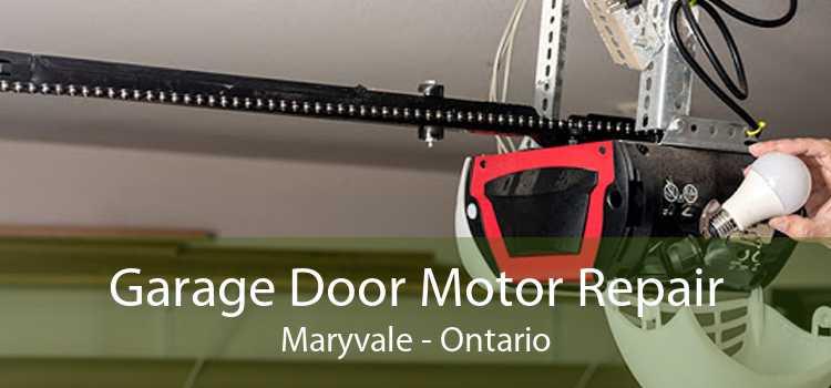 Garage Door Motor Repair Maryvale - Ontario