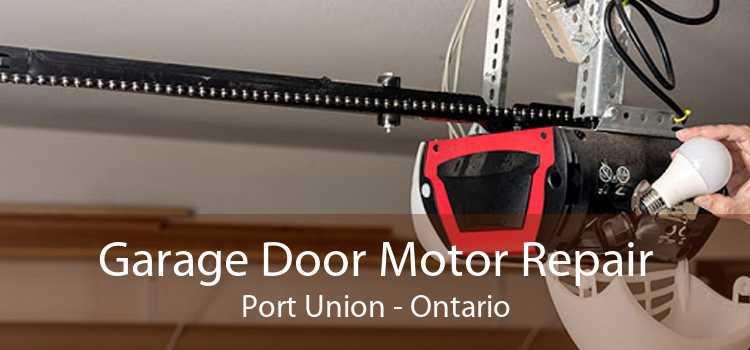 Garage Door Motor Repair Port Union - Ontario