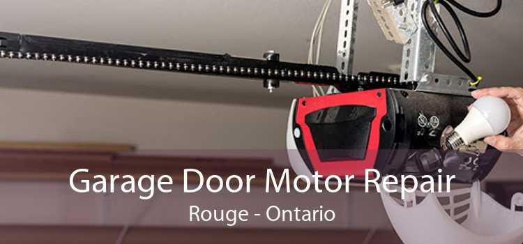 Garage Door Motor Repair Rouge - Ontario
