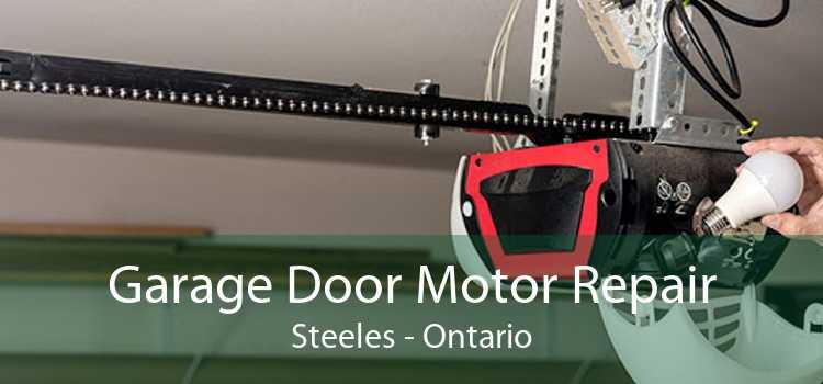 Garage Door Motor Repair Steeles - Ontario