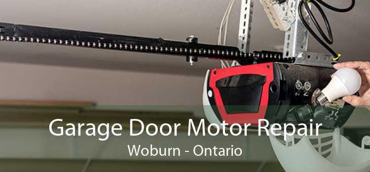 Garage Door Motor Repair Woburn - Ontario
