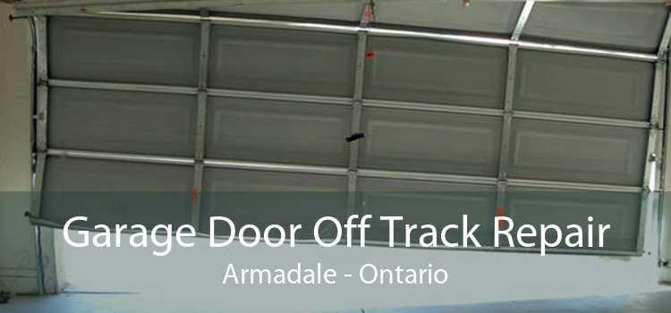 Garage Door Off Track Repair Armadale - Ontario