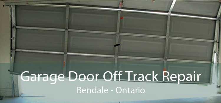 Garage Door Off Track Repair Bendale - Ontario