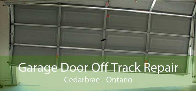 Garage Door Off Track Repair Cedarbrae - Ontario