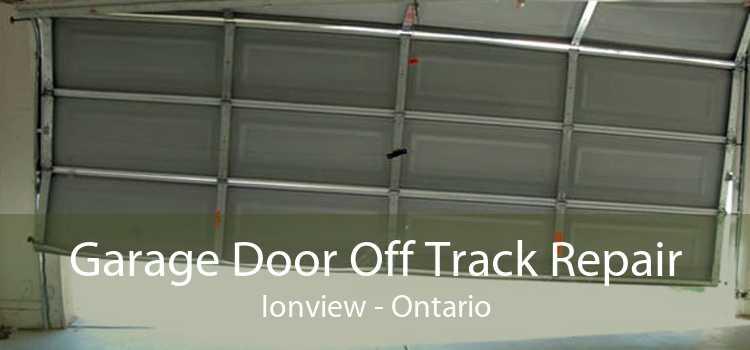 Garage Door Off Track Repair Ionview - Ontario