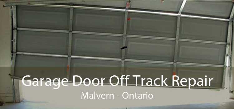Garage Door Off Track Repair Malvern - Ontario