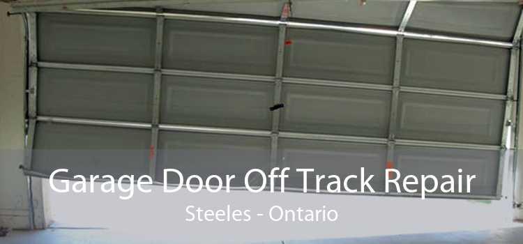 Garage Door Off Track Repair Steeles - Ontario