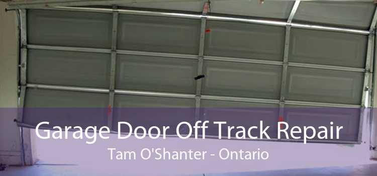 Garage Door Off Track Repair Tam O'Shanter - Ontario