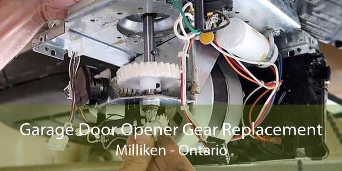 Garage Door Opener Gear Replacement Milliken - Ontario