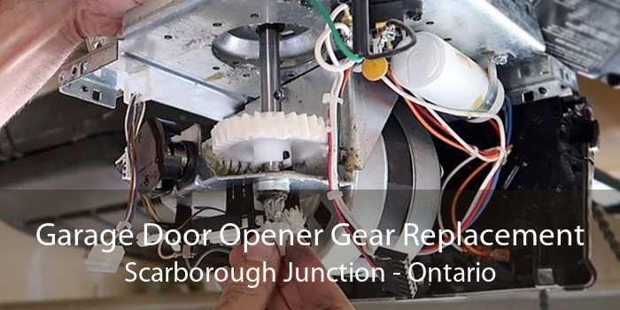 Garage Door Opener Gear Replacement Scarborough Junction - Ontario