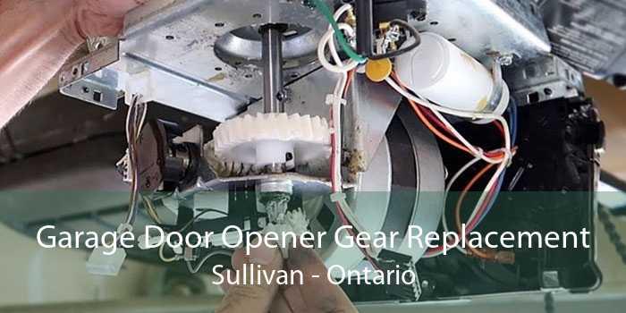 Garage Door Opener Gear Replacement Sullivan - Ontario
