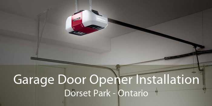Garage Door Opener Installation Dorset Park - Ontario