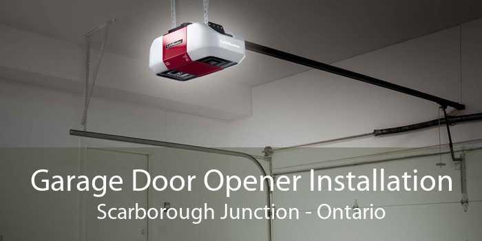 Garage Door Opener Installation Scarborough Junction - Ontario