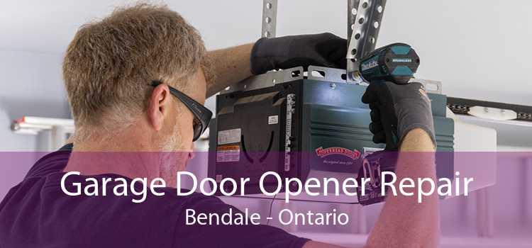Garage Door Opener Repair Bendale - Ontario