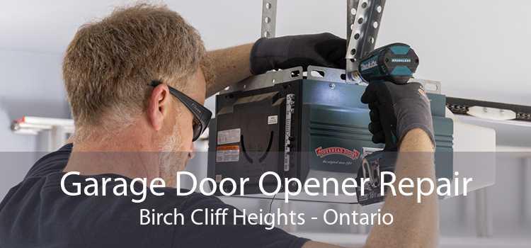Garage Door Opener Repair Birch Cliff Heights - Ontario