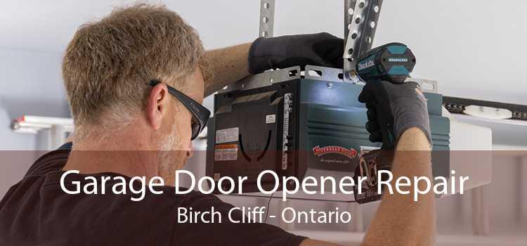 Garage Door Opener Repair Birch Cliff - Ontario