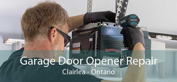 Garage Door Opener Repair Clairlea - Ontario
