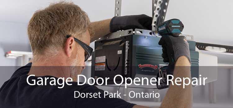Garage Door Opener Repair Dorset Park - Ontario