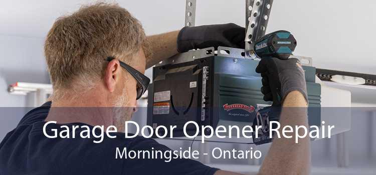 Garage Door Opener Repair Morningside - Ontario