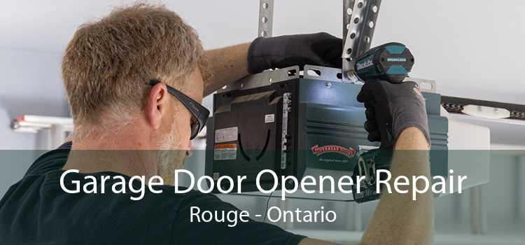 Garage Door Opener Repair Rouge - Ontario