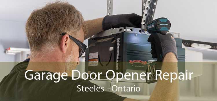 Garage Door Opener Repair Steeles - Ontario