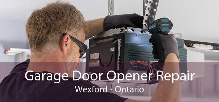 Garage Door Opener Repair Wexford - Ontario