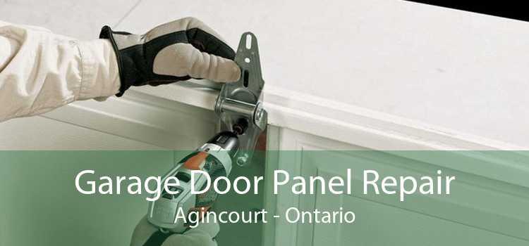 Garage Door Panel Repair Agincourt - Ontario