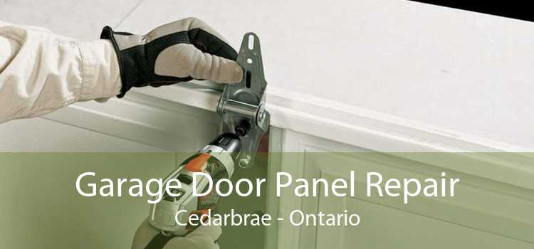 Garage Door Panel Repair Cedarbrae - Ontario