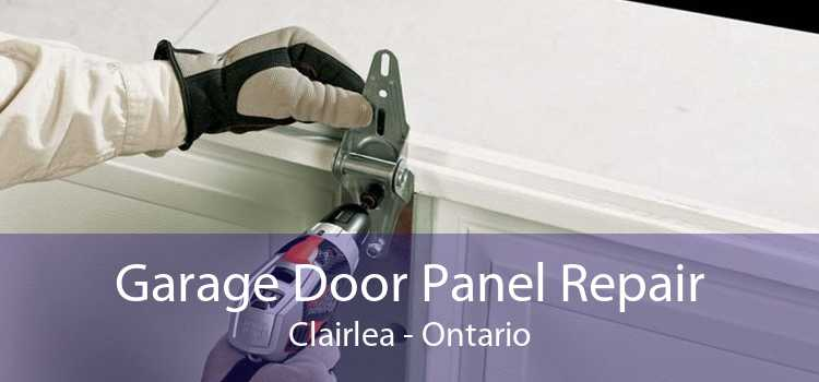Garage Door Panel Repair Clairlea - Ontario