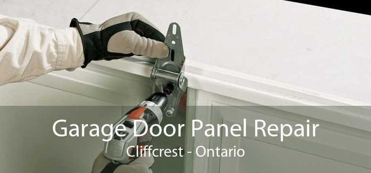 Garage Door Panel Repair Cliffcrest - Ontario
