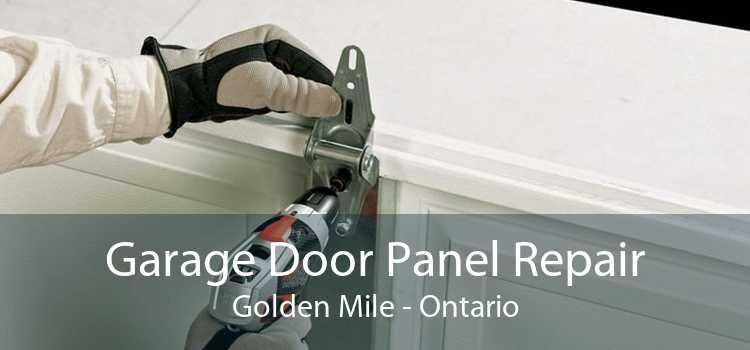 Garage Door Panel Repair Golden Mile - Ontario