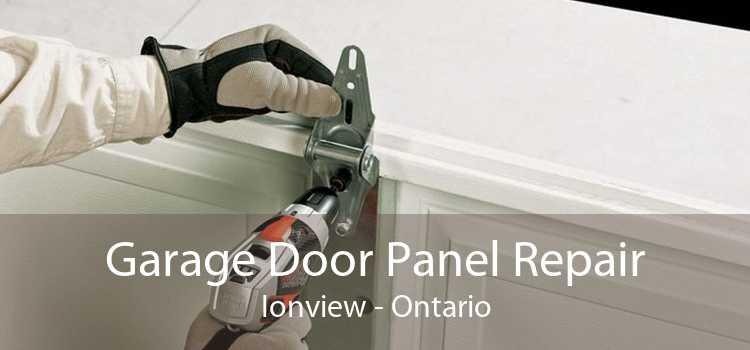 Garage Door Panel Repair Ionview - Ontario