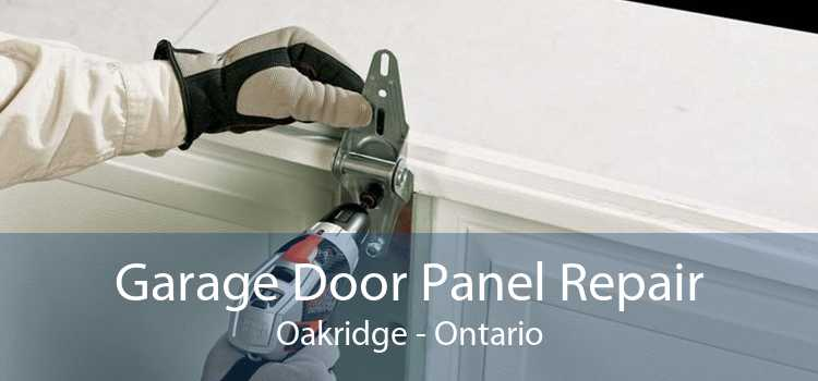 Garage Door Panel Repair Oakridge - Ontario