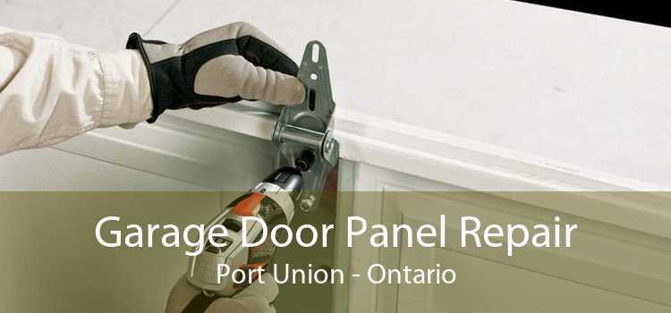 Garage Door Panel Repair Port Union - Ontario