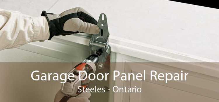 Garage Door Panel Repair Steeles - Ontario
