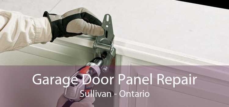 Garage Door Panel Repair Sullivan - Ontario