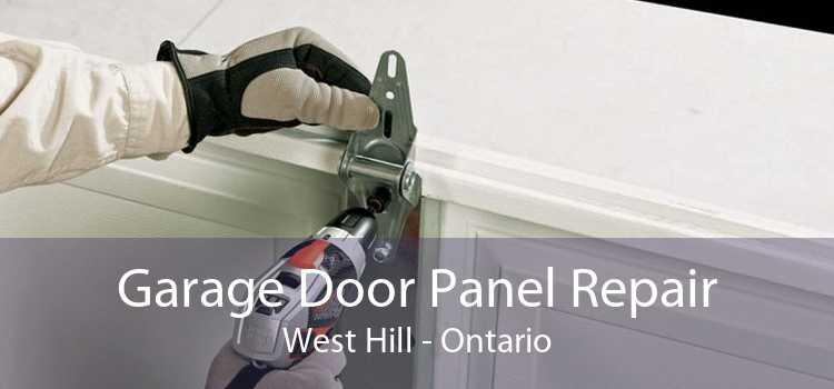 Garage Door Panel Repair West Hill - Ontario